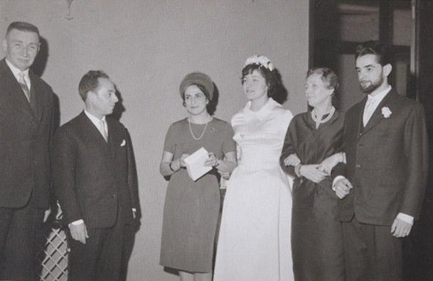 Matrimonio Giorgio e Amma Maria