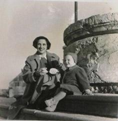 1948 - Silvia e Francesco Sanvilli