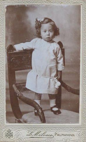 Maggio 1912 – Nino