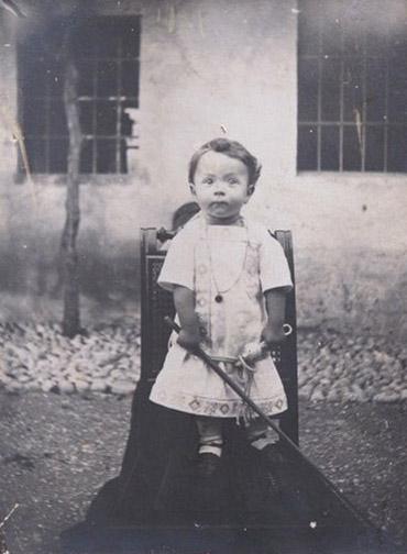 Medea – luglio 1911 – Nino a 6 mesi (?)