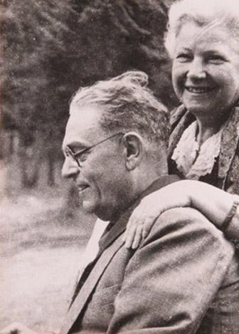 1946 – Papà Bepo e mamma Silvia