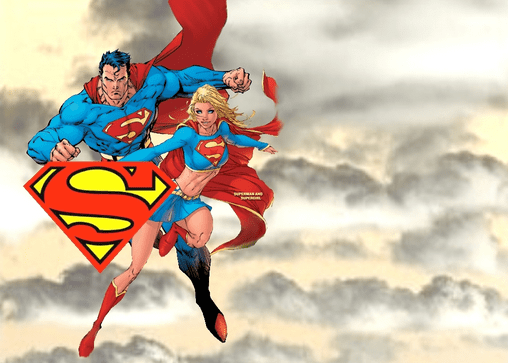 Power Pop Girl Wallpaper What Is The Difference Between Supergirl And Superman