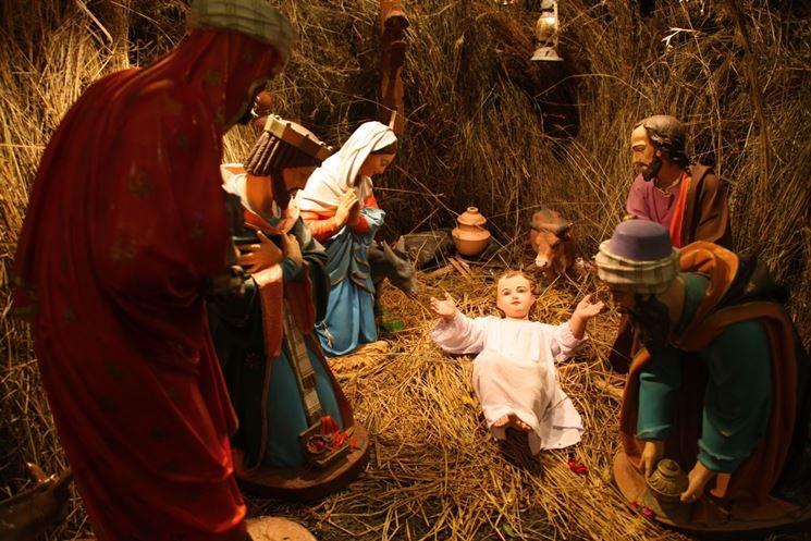 Infant Jesus Hd Wallpapers Presepe Napoletano Presepe