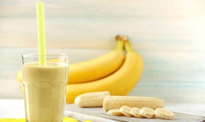 bigstock-Banana-cocktail-and-fresh-bana-128154413