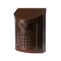 Neo Classic Mailbox | Wall Mount Mailbox | Gibraltar Mailboxes