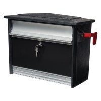 Mailsafe Locking Mailbox | Wall Mount Mailbox | Gibraltar ...