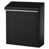 Townhouse Locking Mailbox | Wall Mount Mailbox | Gibraltar ...