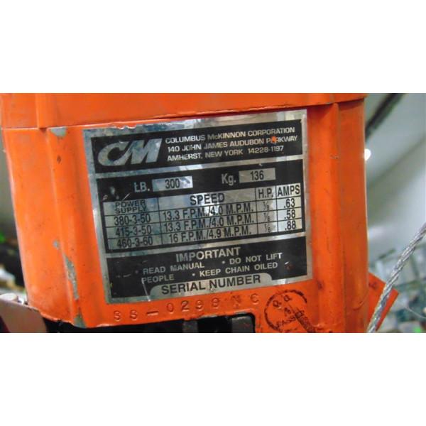 Cm Shopstar Hoist Wiring Diagram 300 wiring diagram panel