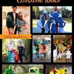 60+ Family Halloween Costume Ideas!