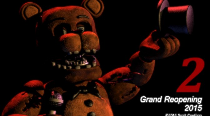 Story Behind Five Nights At Freddie S 2