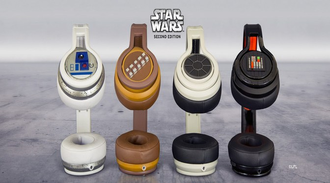 Second Edition Star Wars Headphones