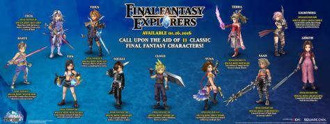 final_fantasy_explorers_characters