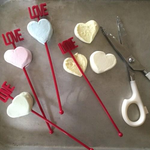 DIY stir sticks