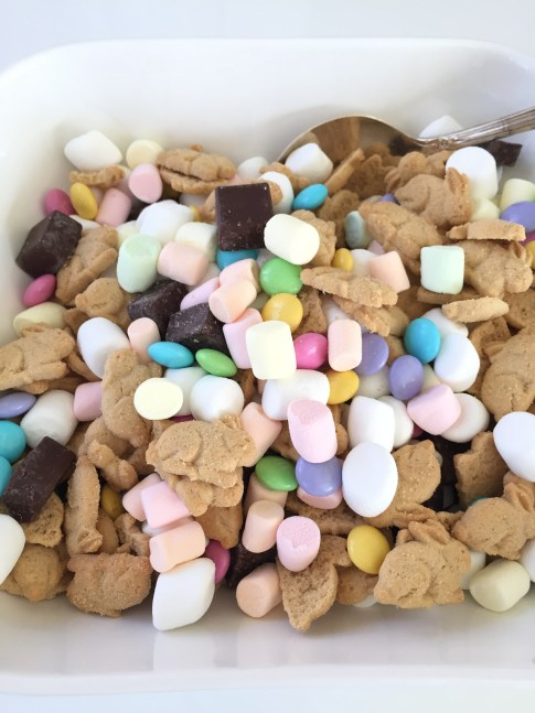 Easter bunny mix