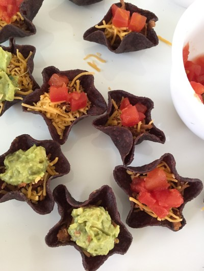 layer dip chips