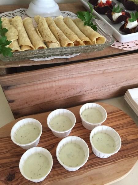 salsa verde dip