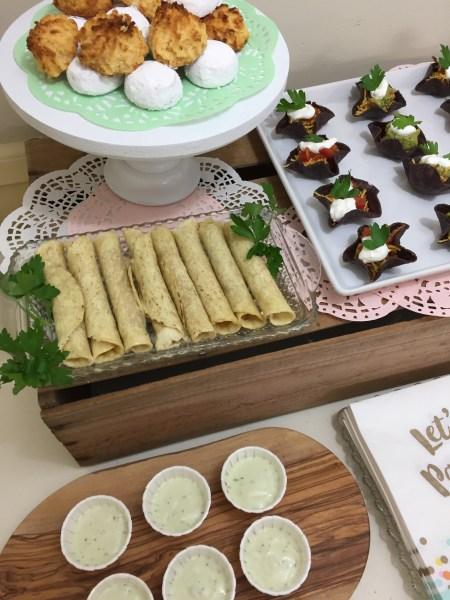 fiesta snacks