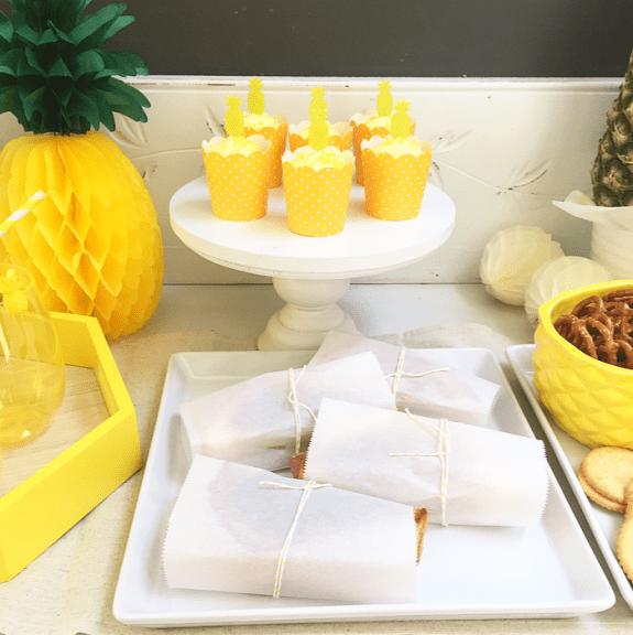 pineapple treats