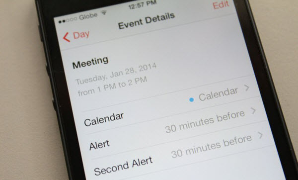 How to Transfer Calendar from iPhone to Android?