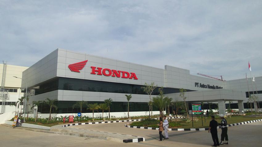 Pt Astra Honda Motor Karawang Pt Astra Honda Motor Private Company Information Pabrik Baru Ahm Di Karawang Akan Penuhi Kuota Ekspor Ke Asean