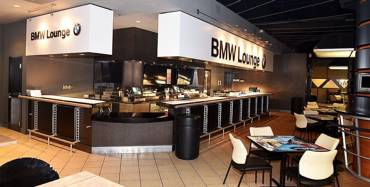 BMW Lounge Gila River Arena