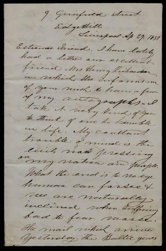 Runaway slave Gilder Lehrman Institute of American History