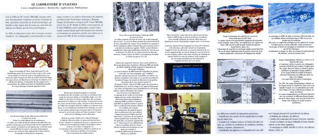 Laboratoire d'analyses Gilles Perrault 1990 l