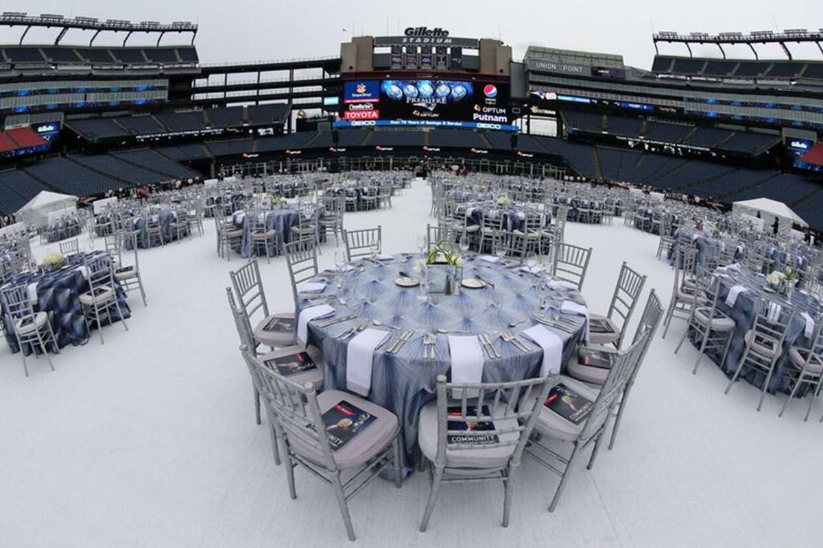 Event Spaces Gillette Stadium