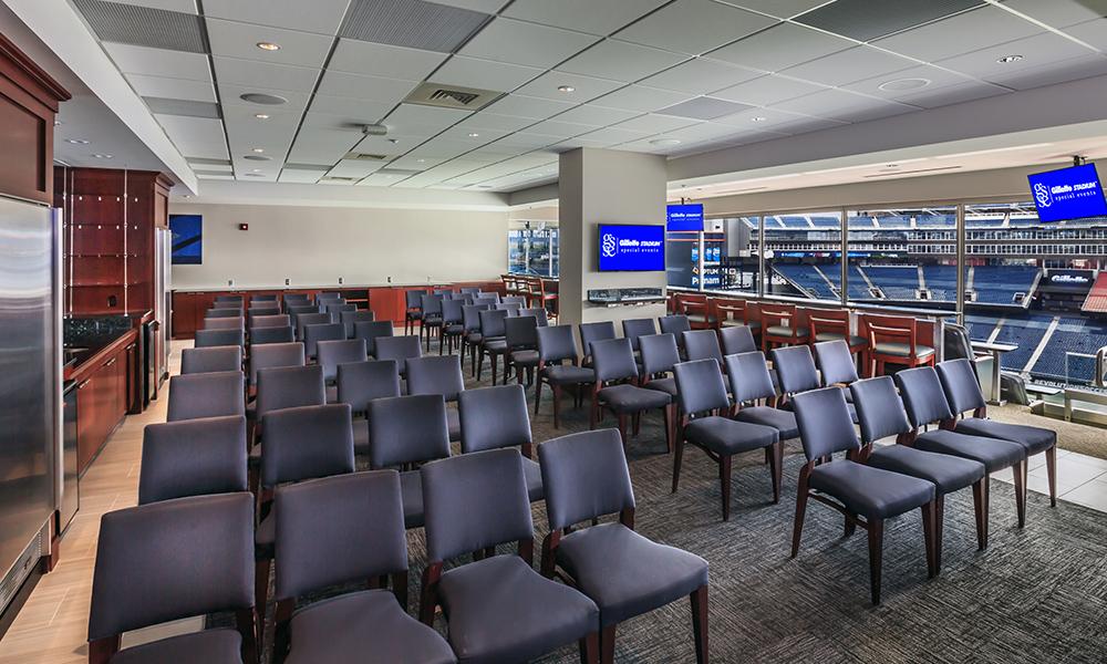 Luxury Suites  Super Suites - Gillette Stadium
