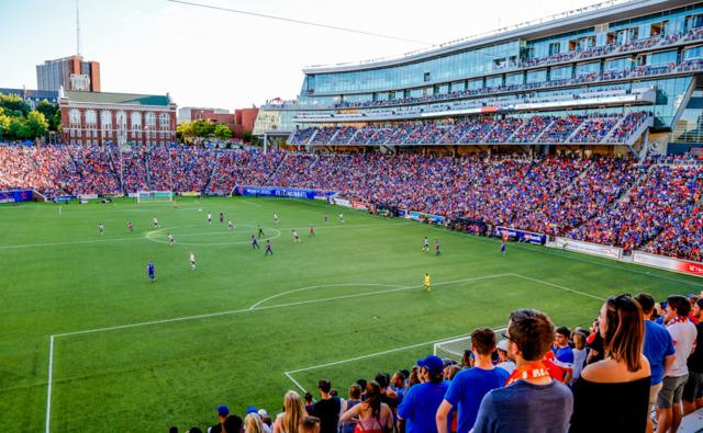 MLS Announces FC Cincinnati as the League\u0027s 26th Franchise Gilt