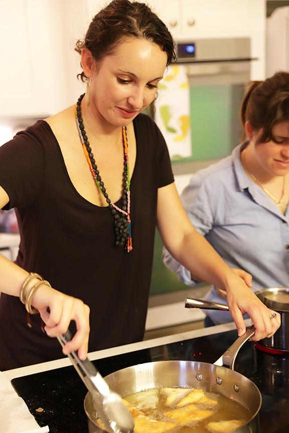 Samosas Gimme Some Oven - prep cook