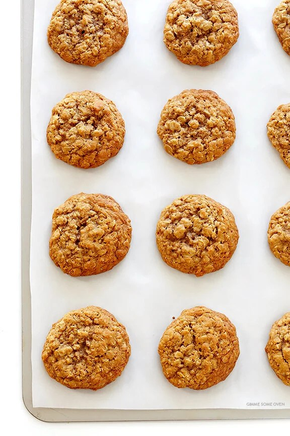 Whole Wheat Oatmeal Cookies Gimme Some Oven