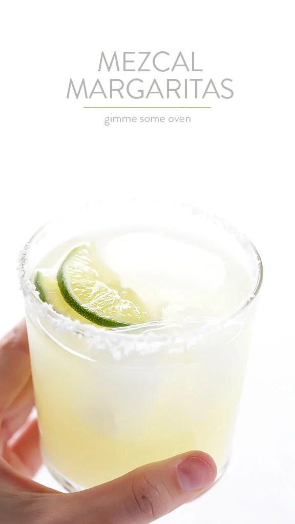 Mezcal Margaritas Gimme Some Oven - recipe card