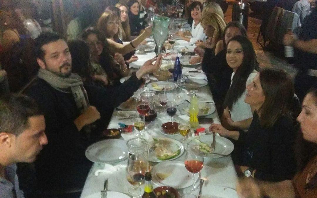 Cena Navidad 2015 Marbella