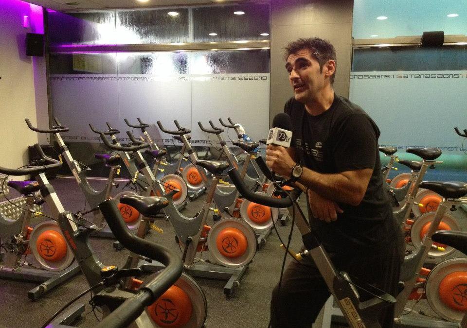 Antonio Cobos nos habla de sus clases de Bike