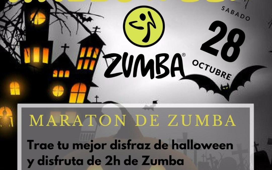 Maratón de Zumba Halloween