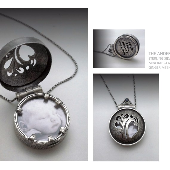 The Anderson Locket Collection