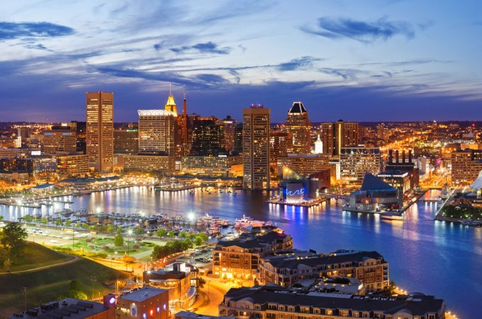 Baltimore! A Fun Summer Getaway!