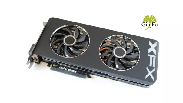 Carte graphique R9 290 Black OC Edition d'XFX