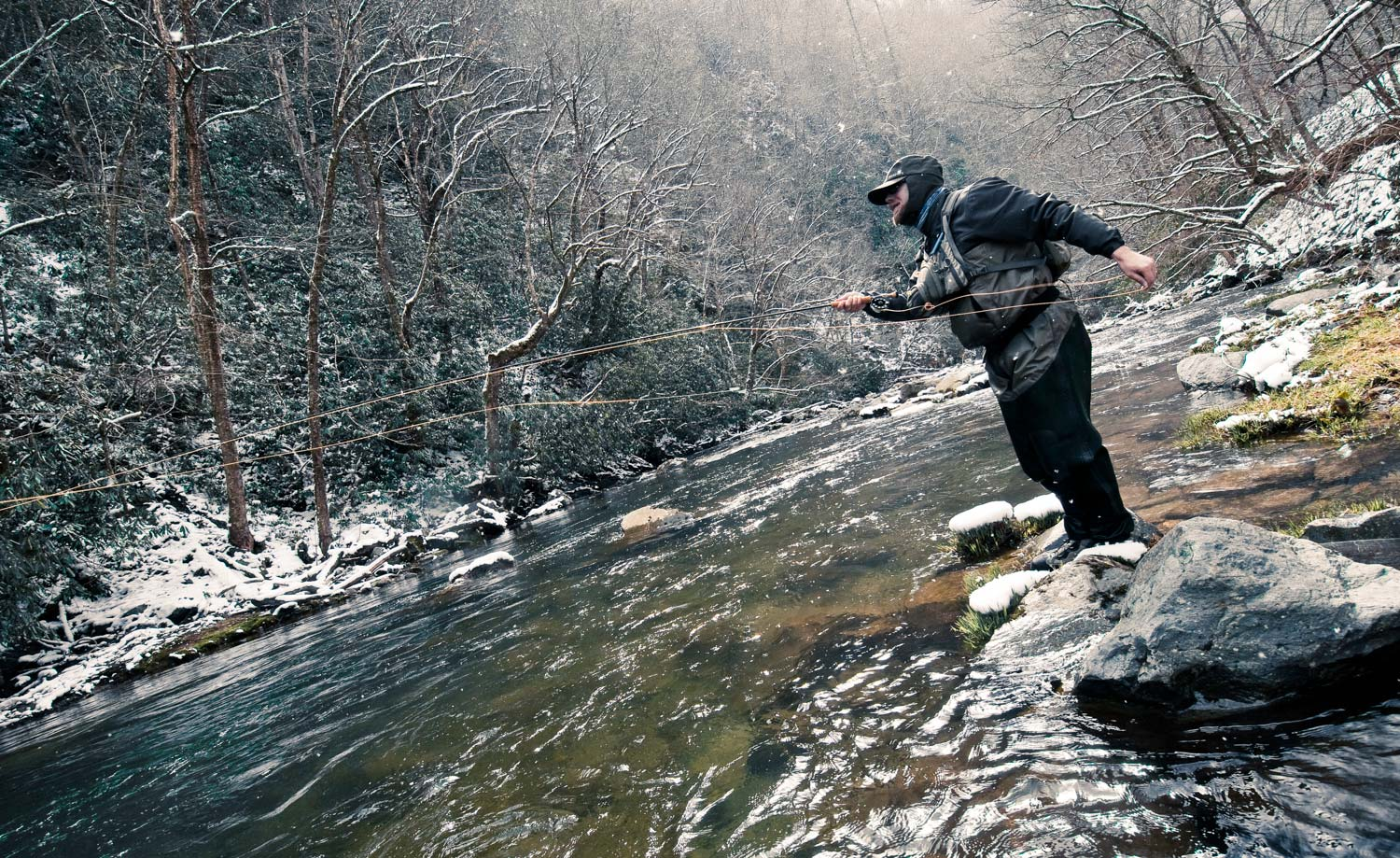Snow Wallpaper Iphone 5 Redington Subzero Waders Review Fly Fishing Gink And