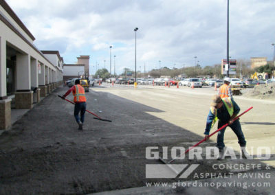 Giordano Base Stabilization January 4