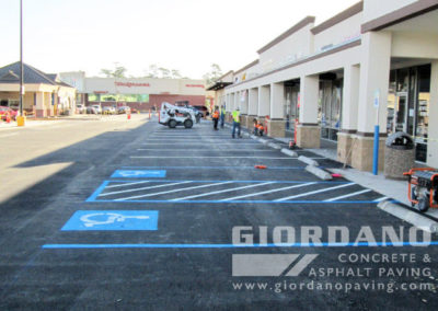 Giordano Seal Line Stripping January 3