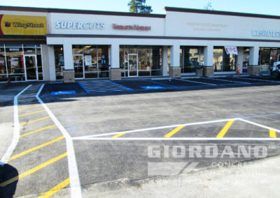 Giordano Seal Line Stripping January 5