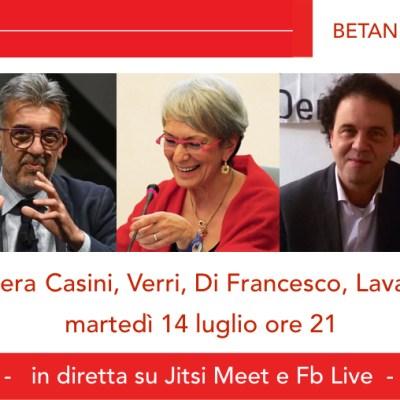 Betania Online 14/7/20 Pagliari