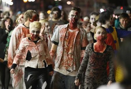 Attacco Degli Zombie
