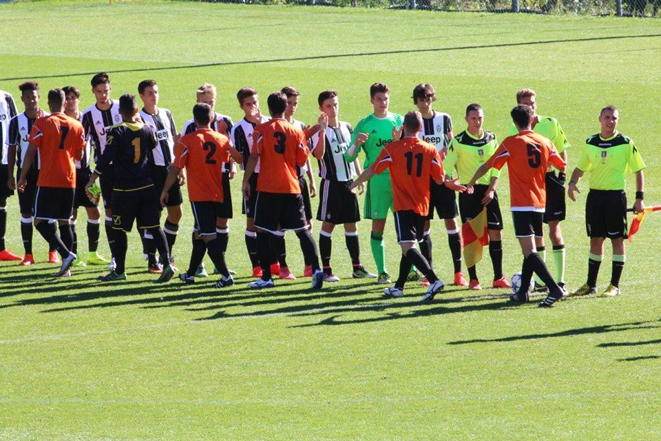 Amichevole Juventus Under17 - Lascaris 1-1