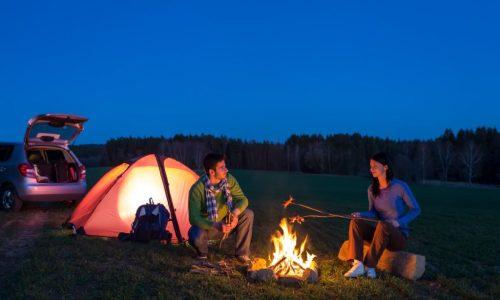 Super für die kalte Jahreszeit - Feuer! (Foto: CandyBox Images/ Shutterstock)
