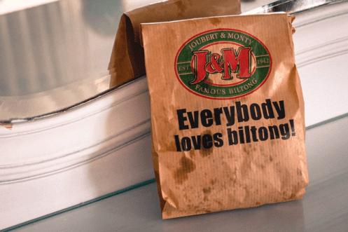 Everybody loves Biltong