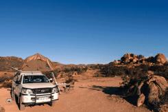 Campsite Peter's Place, Namaqua