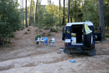 Camping La Riviere